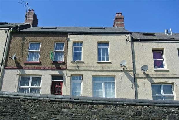 2 Bedrooms Terraced House for sale in Lethbridge Terrace, Abersychan, PONTYPOOL, Torfaen