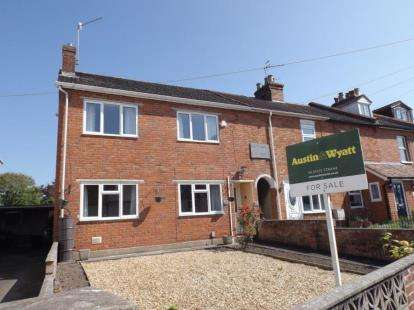 4 Bedrooms End Of Terrace House for sale in Quidhampton, Salisbury, Wiltshire