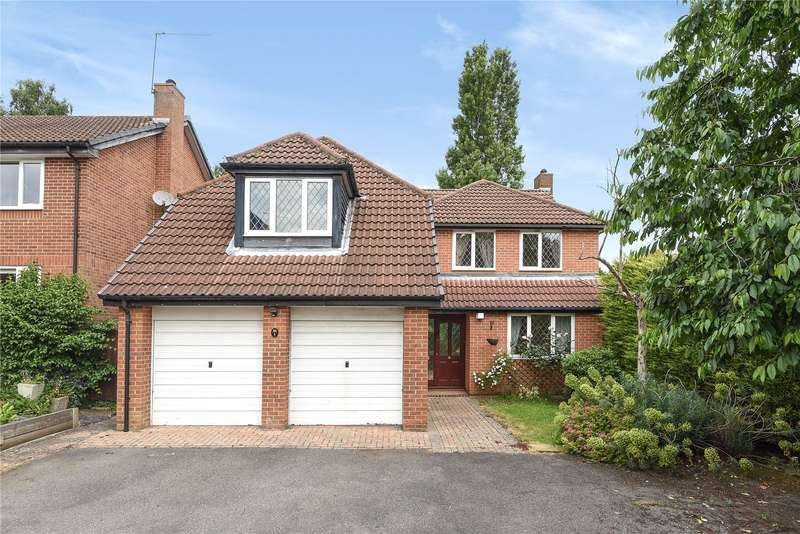 5 Bedrooms Detached House for sale in Spencer Close, Wokingham, Berkshire, RG41