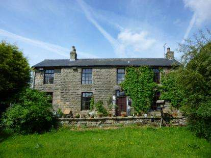 4 Bedrooms Detached House for sale in Hollow Meadows, Sheffield, South Yorkshire