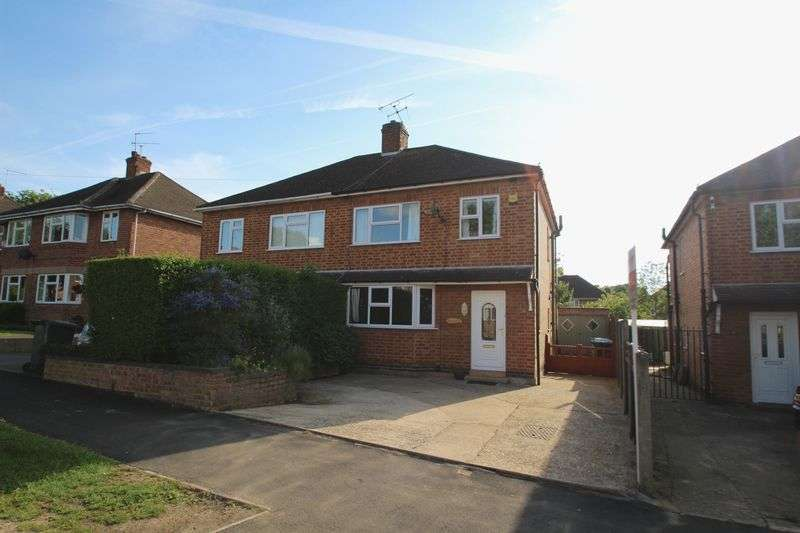 Property for sale in Anderson Avenue, Rugby