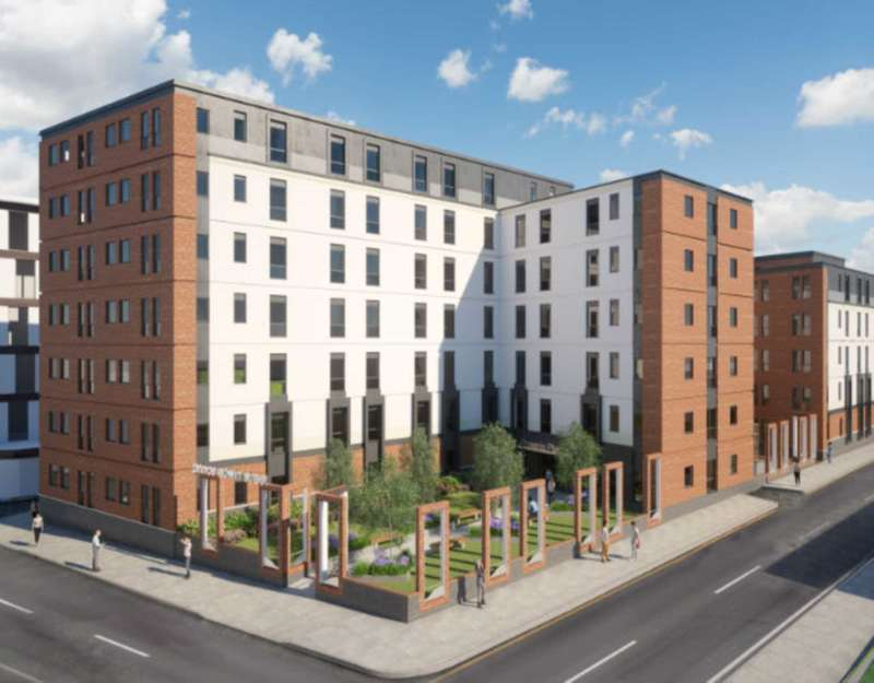 1 Bedroom Apartment Flat for sale in Pheonix Place, Liverpool,L5 3LU