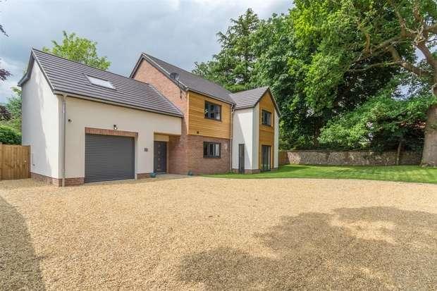 5 Bedrooms Detached House for sale in Oakwood House, Fakenham