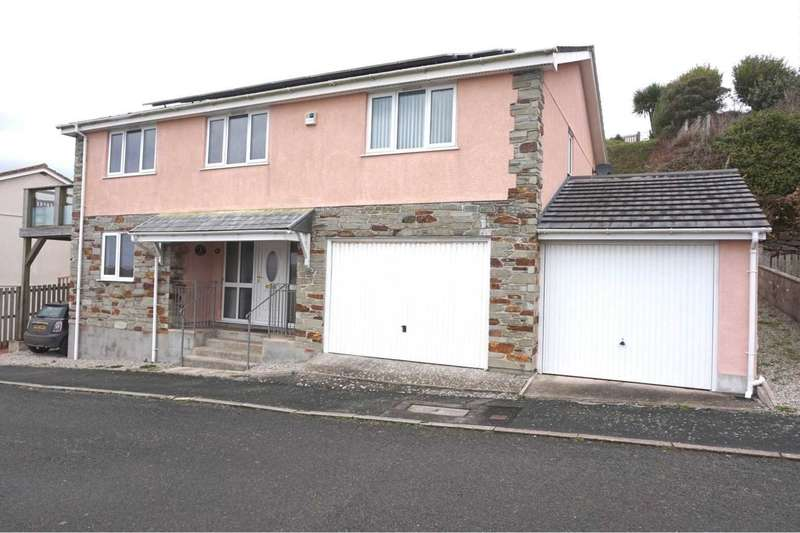 4 Bedrooms Detached House for sale in Whitsand Bay View, Portwrinkle