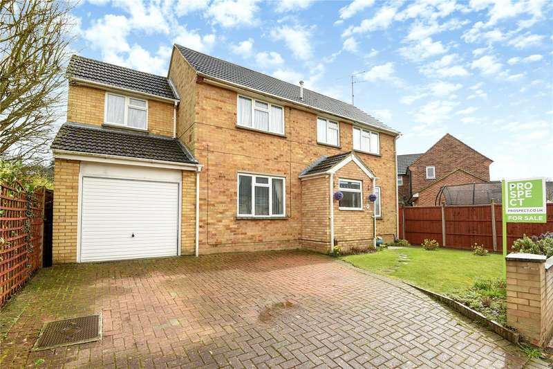 3 Bedrooms Detached House for sale in Waterloo Crescent, Wokingham, Berkshire, RG40