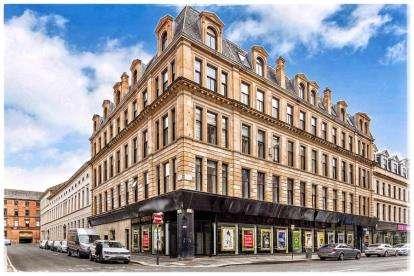 1 Bedroom Flat for sale in Walls Street, Merchant City, Glasgow