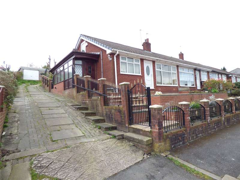 2 Bedrooms Semi Detached Bungalow for sale in Sumner Street, Shaw, Oldham, OL2
