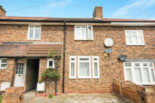 2 Bedrooms Terraced House for sale in Overdown Road, London, .