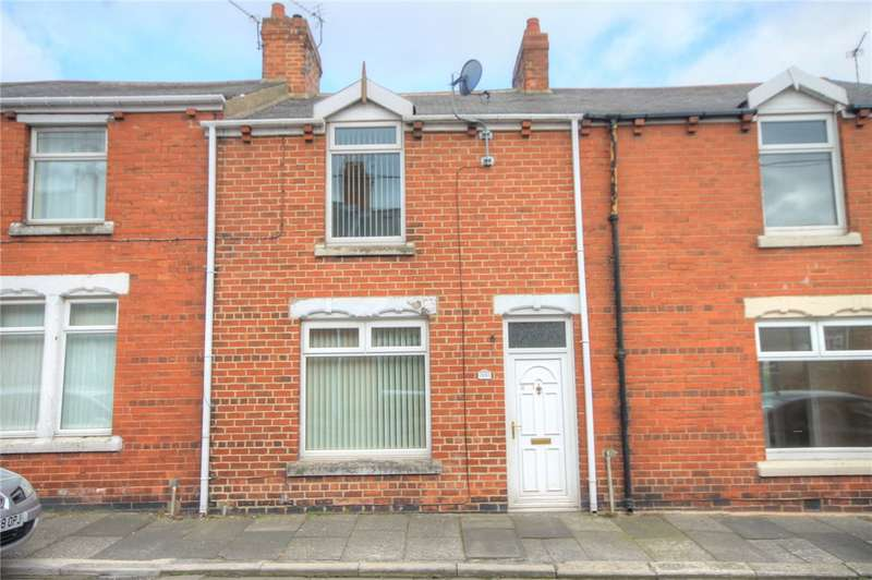 2 Bedrooms Terraced House for sale in Moore Street, South Moor, Stanley, DH9