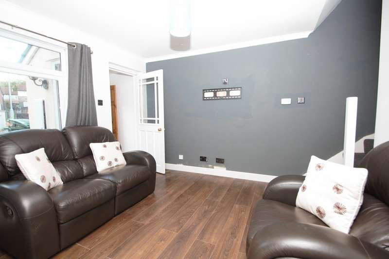 2 Bedrooms End Of Terrace House for sale in Honicknowle, Plymouth