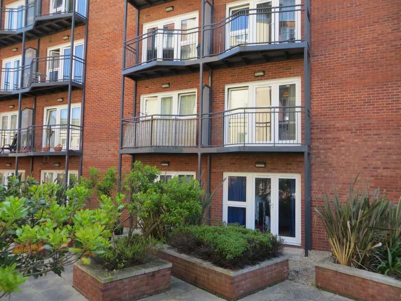 1 Bedroom Apartment Flat for sale in Marcus House, Exeter