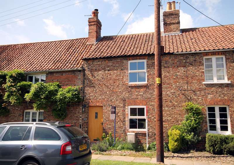 3 Bedrooms Terraced House for sale in Main Street, Wheldrake, York, YO19 6AF