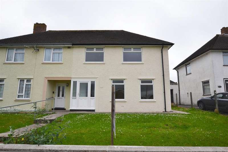 3 Bedrooms Semi Detached House for sale in Pembroke Dock