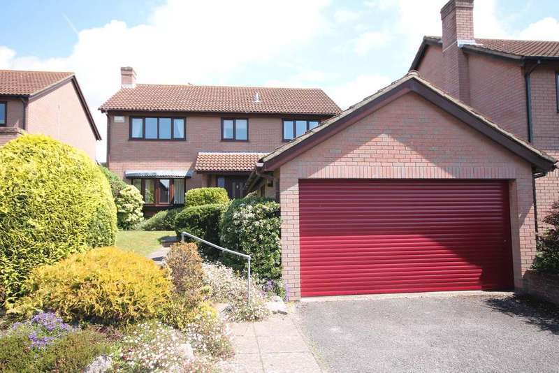 4 Bedrooms Detached House for sale in Old Garden Close, Locks Heath, Southampton SO31