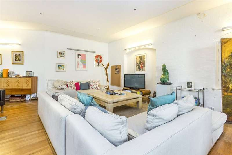 2 Bedrooms Unique Property for sale in Woodstock Studios, 36 Woodstock Grove, Shepherd's Bush, London, W12