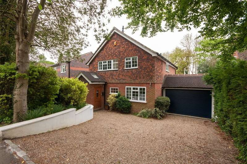 4 Bedrooms Detached House for sale in The Avenue, South Nutfield, Redhill, Surrey, RH1