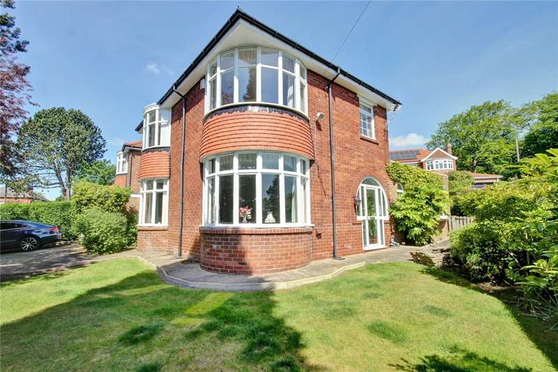 4 Bedrooms Detached House for sale in Springwell Road, North End, Durham, DH1