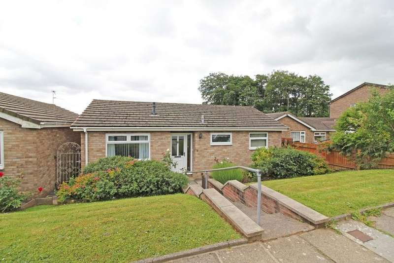 2 Bedrooms Detached Bungalow for sale in Caer Graig, Radyr