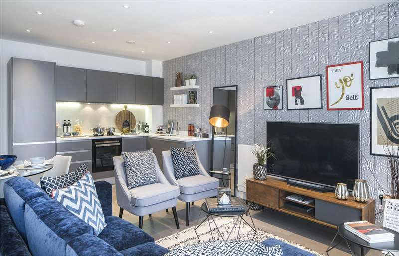 2 Bedrooms Flat for sale in Prime Place Kensal Rise, Chamberlayne Road, London, W10