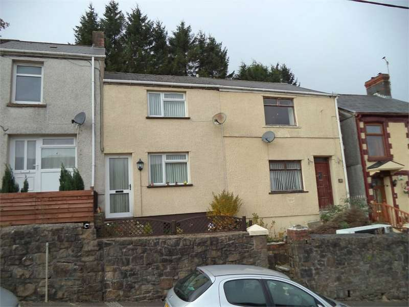 2 Bedrooms Terraced House for sale in High Street, Ebbw Vale, NP23