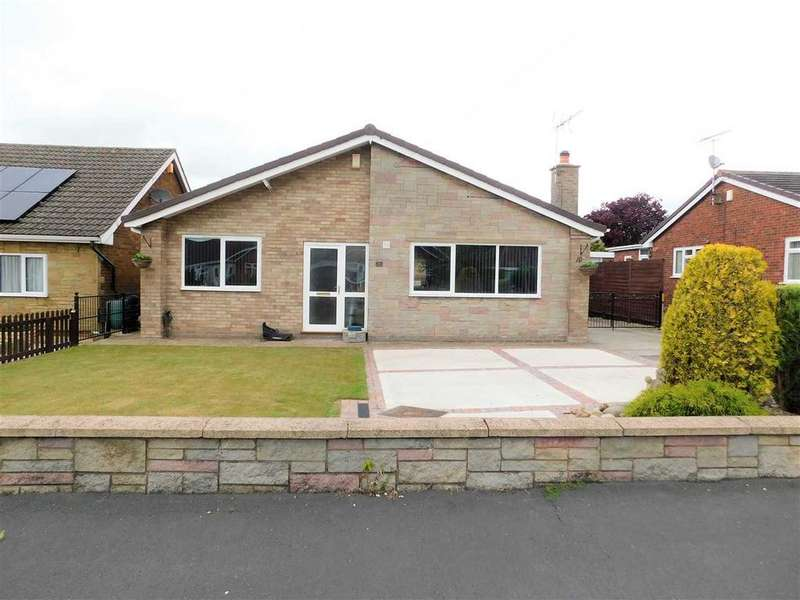 3 Bedrooms Bungalow for sale in KENNEDY CLOSE, BRIGG