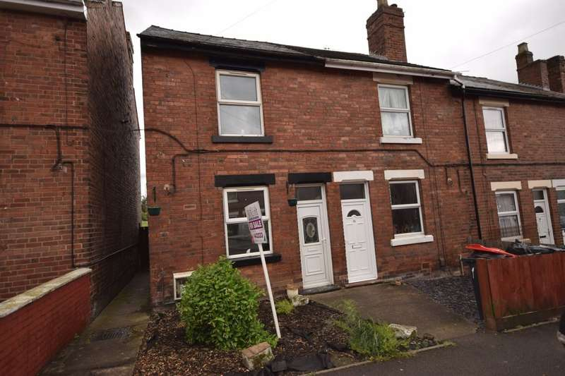 2 Bedrooms Property for sale in Mayfield Street, Kirkby-In-Ashfield, Nottingham, NG17