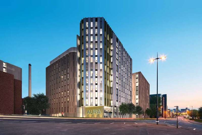 1 Bedroom Apartment Flat for sale in Aura, No.1 Erskine Street, Liverpool, Liverpool