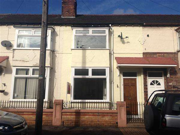 2 Bedrooms Terraced House for sale in Lindale Road, Liverpool
