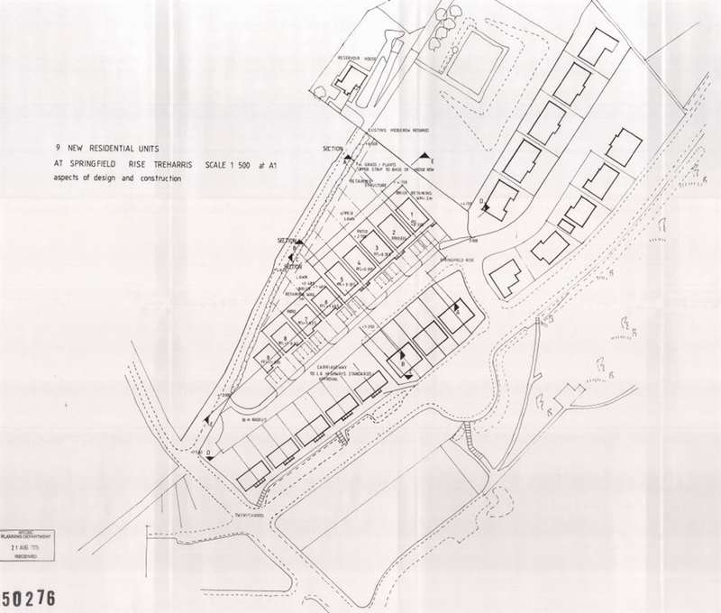 Land Commercial for sale in Springfield Rise, Treharris