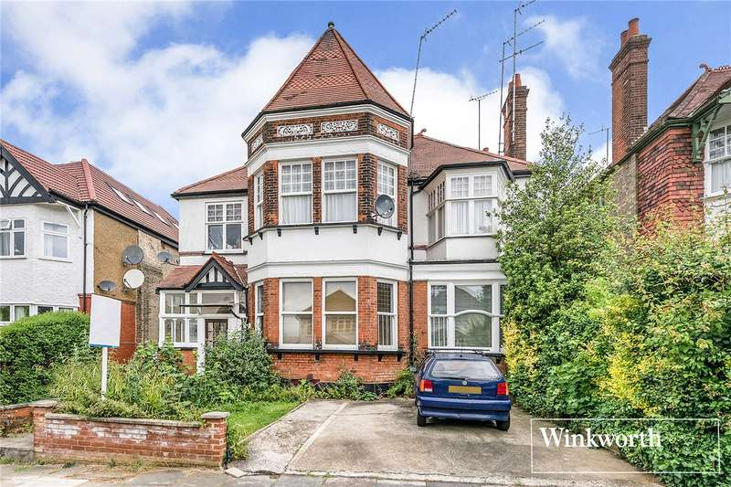 2 Bedrooms Flat for sale in St. Mary's Avenue, Finchley, London, N3