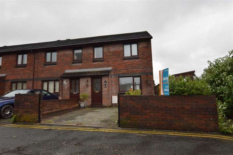 3 Bedrooms Terraced House for sale in Mill Street, Barrow In Furness, Cumbria