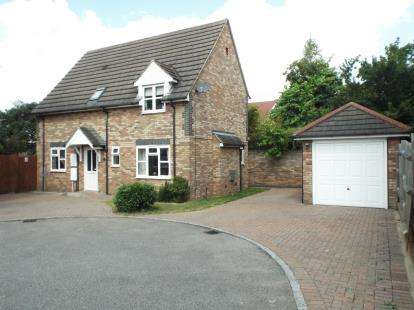 3 Bedrooms Detached House for sale in Pinemead, Shefford, Bedfordshire