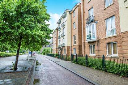 2 Bedrooms Flat for sale in Sorento House, Vellacott Close, Cardiff, Caerdydd