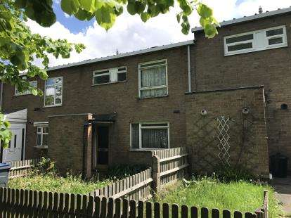 2 Bedrooms Terraced House for sale in Brough Close, Nechells, Birmingham, West Midlands