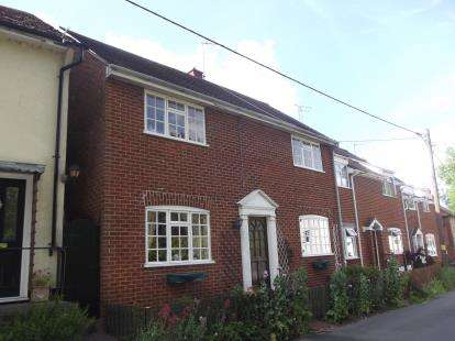 3 Bedrooms End Of Terrace House for sale in Sible Hedingham, Halstead