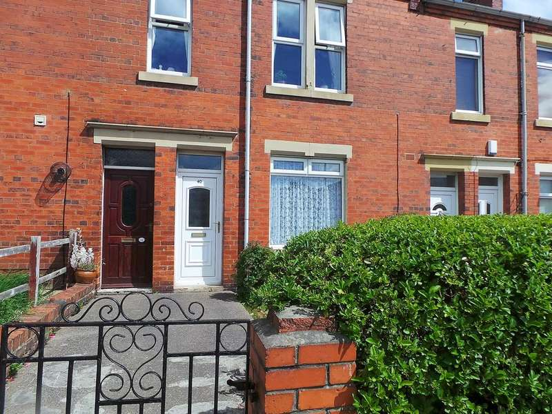 2 Bedrooms Flat for sale in Glebe Terrace, Dunston, Gateshead NE11