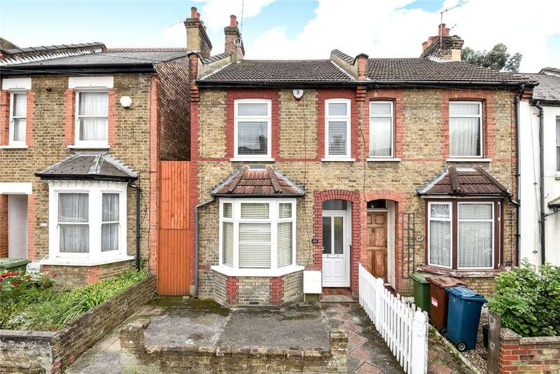 3 Bedrooms End Of Terrace House for sale in Sherwood Road, Harrow, Middlesex, HA2
