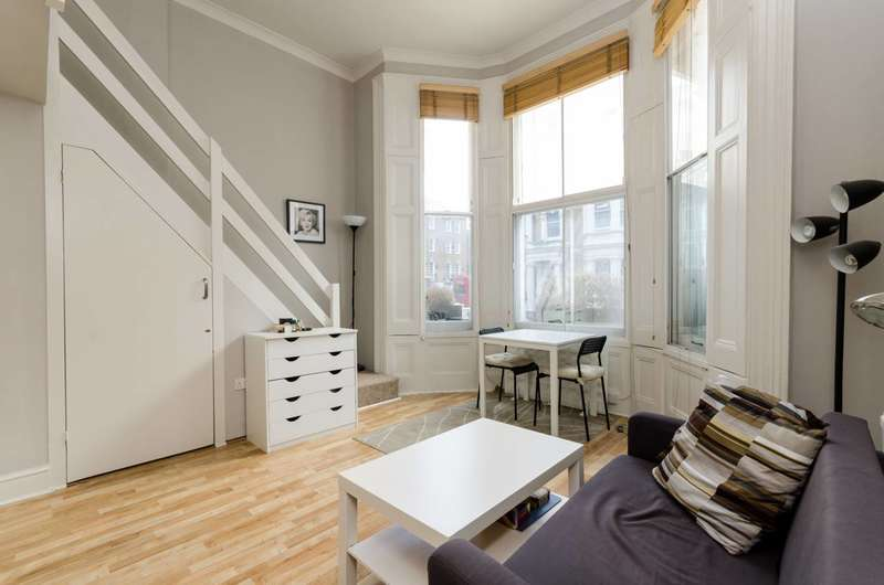 Studio Flat for sale in Nevern Place, Earls Court, SW5