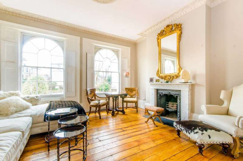 5 Bedrooms House for sale in Furlong Road, Islington, N7