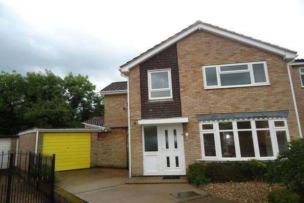 4 Bedrooms Detached House for sale in Wilshere Close, Kirby Muxloe, Leicester, LE9