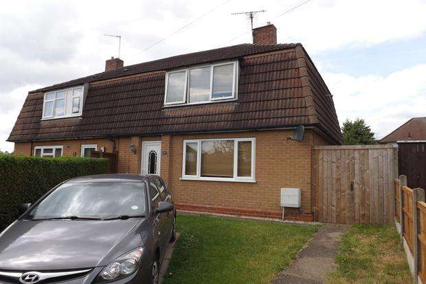 3 Bedrooms Semi Detached House for sale in Pepper Road, Calverton, Nottingham, NG14