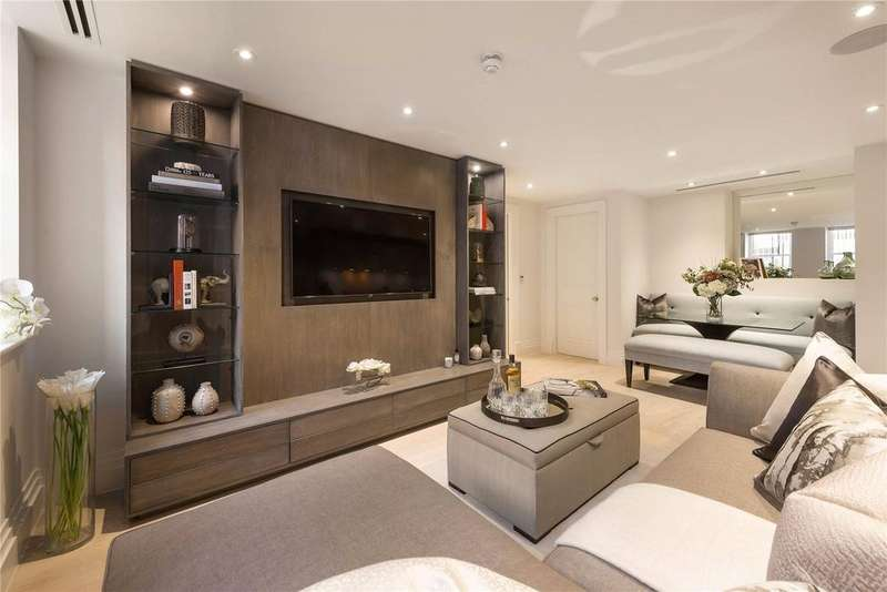 2 Bedrooms Flat for sale in Pont Street, London