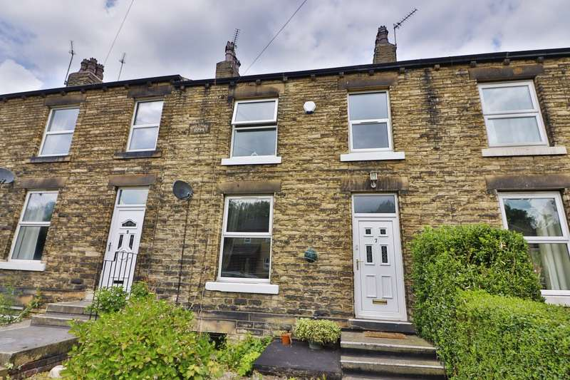 2 Bedrooms Terraced House for sale in Union Road, Liversedge, West Yorkshire, WF15