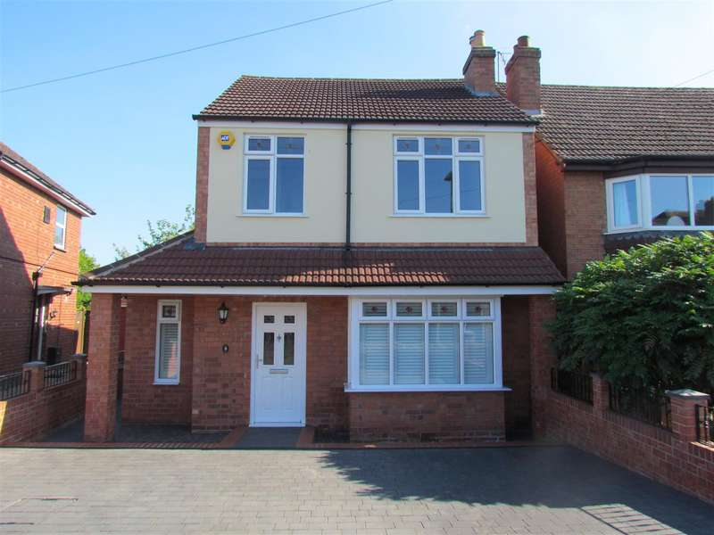 4 Bedrooms Property for sale in Lechmere Crescent, Worcester