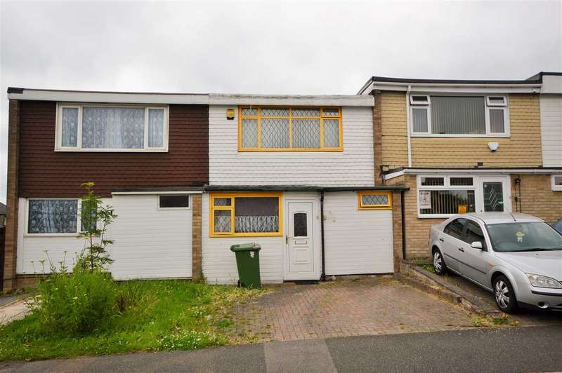3 Bedrooms Terraced House for sale in Church Road, Basildon