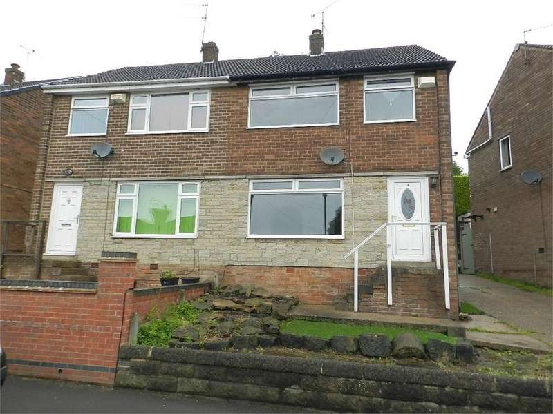 3 Bedrooms Semi Detached House for sale in Fort Hill Road, Wincobank, SHEFFIELD, South Yorkshire