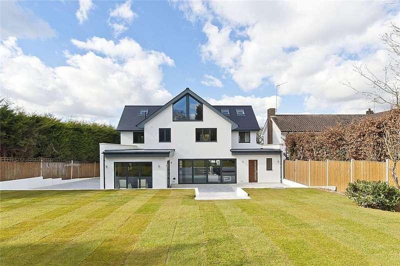 6 Bedrooms Detached House for sale in Claremont Avenue, Esher, Surrey, KT10