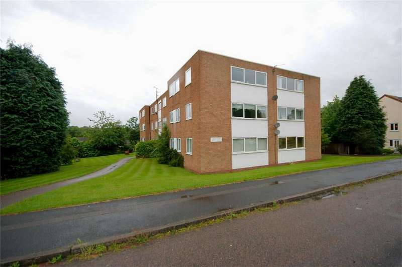 2 Bedrooms Flat for sale in Hobart Court, 365 Lichfield Road, Four Oaks, SUTTON COLDFIELD, West Midlands
