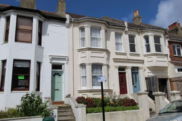 3 Bedrooms Terraced House for sale in Crescent Road Brighton And Hove