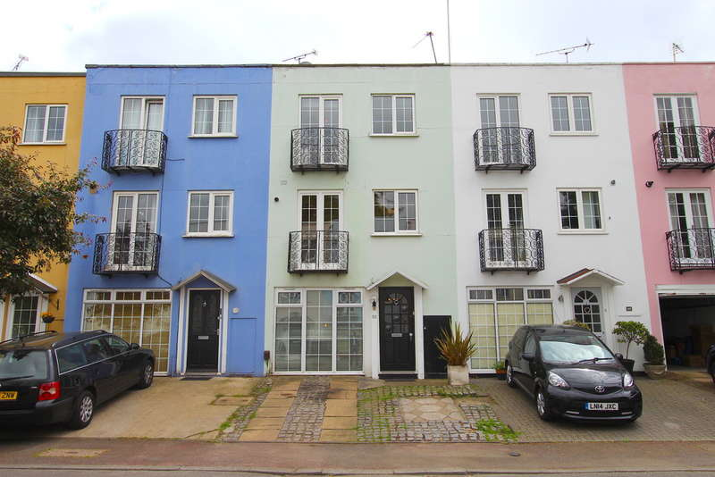 4 Bedrooms Town House for sale in Eaton Drive, Kingston Upon Thames